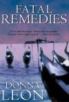 Fatal Remedies (Audio) - Donna Leon, Anna Fields