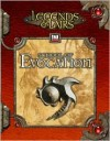 School of Evocation (Legends & Lairs, d20 System) - Kevin Wilson
