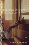 Falling in Love with Natassia: A Novel - Anna Monardo