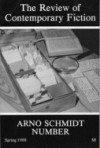 Review of Contemporary Fiction, Vol. VIII, #1, Arno Schmidt - John O'Brien, F.P. Ott