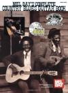 Mel Bay Complete Country Blues Guitar Book/ CD set - Stefan Grossman
