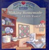 Recipes for Making Homemade a Little Easier! (Jenny's Country Kitchen) - Jenny Wood, Gary Goodding, Carol Goodding