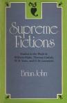 Supreme Fictions - Brian John
