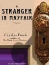 A Stranger in Mayfair - Charles Finch, James Langton