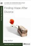 Finding Hope After Divorce - Kay Arthur