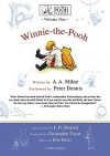 Winnie the Pooh (Audio) - A.A. Milne, Peter Dennis
