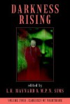 Darkness Rising, Volume 4: Caresses of Nightmare - L.H. Maynard, Maurice Level, Steve Redwood, Rhys Hughes, Géza Csáth, Brendan Connell, Pierre Louÿs, M.P.N. Sims