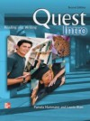 Reading and Writing in the Academic World (Quest) - Laurie Blass, Pamela Hartmann