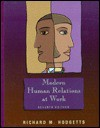 Modern Human Relations at Work - Richard M. Hodgetts