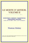 Le Morte d'Arthur, Vol 2 (Webster's Chinese-Simplified Thesaurus) - Thomas Malory