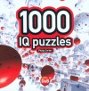 1000 IQ Puzzles - Philip J. Carter, Kenneth A. Russell