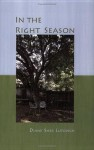 In the Right Season - Diane Sher Lutovich