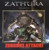 Zathura The Movie: Zorgons Attack! - Houghton Mifflin Company