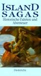 Island-Sagas - Ulf Diederichs, Heinrich Matthias Heinrich, Paul Herrmann, Walter Baetke, Felix Niedner, Konstantin Reichhardt