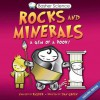 Basher Science: Rocks and Minerals: A Gem of a Book - Simon Basher, Dan Green