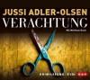 Verachtung (Sonderdezernat Q, #4) - Jussi Adler-Olsen, Wolfram Koch