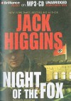 Night of the Fox - Jack Higgins, Michael Page