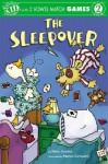 The Sleepover (Innovative Kids Readers, Level 2) - Nora Gaydos, Patrick Girouard
