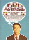 Do My Ears Ever Stop Growing? - Michael Powell