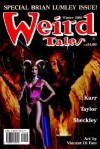 Weird Tales 295 - Darrell Schweitzer, Brian Lumley, Vincent di Fate, Larry Walker, John Peyton Cooke, Phyllis Ann Karr, Robert Sheckley, Keith Taylor, Mervyn Wall, Anne Goring, Valerie King