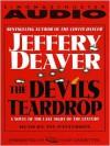 The Devil's Teardrop (Audio) - Jeffery Deaver, Jay Patterson