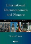 International Macroeconomics and Finance: Theory and Econometric Methods - Nelson Mark