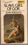 Slave Girl of Gor - John Norman