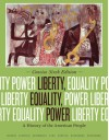 Liberty, Equality, Power: Concise - John M. Murrin, Paul E. Johnson, James M. McPherson, Alice Fahs, Gary Gerstle