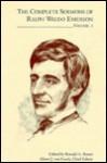 The Complete Sermons of Ralph Waldo Emerson, Volume 3 - Ronald A. Bosco, Albert J. von Frank