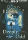 Deeply Odd - David Aaron Baker, Dean Koontz