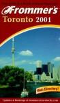 Frommer's Toronto 2001 - Hilary Davidson