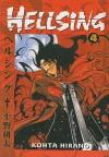 Hellsing, Volume 4 - Kohta Hirano