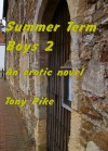 Summer Term Boys 2 - Tony Pike