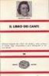Il libro dei canti - Heinrich Heine, Vittorio Santoli, Amalia Vigo