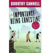 The Importance of Being Ernestine - Dorothy Cannell
