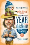 The New York Times Will Shortz Presents A Year of Crosswords: 365 Puzzles to Keep You Sharp - The New York Times, Will Shortz