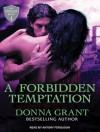 A Forbidden Temptation - Donna Grant, Antony Ferguson