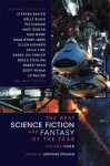 The Best Science Fiction and Fantasy of the Year Volume 4 - Jonathan Strahan, Nicola Griffith, Holly Black, Michael Swanwick