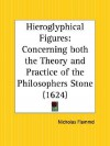Hieroglyphical Figures: Concerning Both the Theory and Practice of the Philosophers Stone - Nicholas Flammel, Eirenaeus Orandus