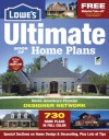 Lowe's Ultimate Book of Home Plans - Anne Halpin