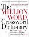 The Million Word Crossword Dictionary - Stanley Newman, Daniel Stark