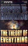 The Theory of Everything: The Origin and Fate of the Universe (Audio) - Stephen Hawking, Michael York