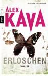 Erloschen: Thriller (German Edition) - Alex Kava, Sabine Schilasky