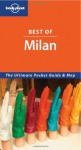 Lonely Planet Best of Milan - Lonely Planet, Alison Bing