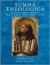 Summa Theologica by Thomas Aquinas - Thomas Behr