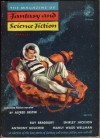 The Magazine of Fantasy and Science Fiction, March 1954 - Ray Bradbury, Anthony Boucher, Alfred Bester, Shirley Jackson, Bill Brown, Manly Wade Wellman, Miriam Allen deFord, Roger Dee, Charles Beaumont, J. Francis McComas, Robert Abernathy