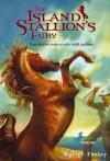 The Island Stallion's Fury (Black Stallion) - Walter Farley