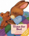 Time for Bed: A Baby Bunny Board Book - Mathew Price, Atsuko Morozumi