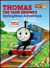 Thomas the Tank Engine's Springtime Adventure (Coloring Book) - Wilbert Awdry