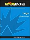 Legs (SparkNotes Literature Guide Series) - William Kennedy